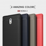 เคส Nokia 3 แบบ TPU กันกระแทก