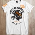 เสื้อยืด Dot American Football