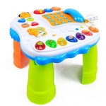 โต๊ะกิจกรรมเสริมทักษะ...Intelligence Leaning table....ฟรีค่าจัดส่ง