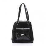 กระเป๋าสะพายรุ่น Cristine สีดำ (NO.039)