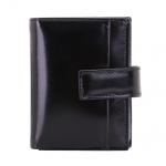 กระเป๋าใส่บัตร หนังแท้ รุ่น Professtional สีดำ