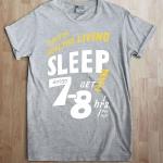 เสื้อยืด Dot SLEEP