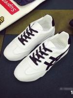 รองเท้าผ้าใบ สไตล์แบรนด์Onisuka (สีดำ )