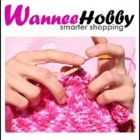 ร้านwanneehobby เราคือตัวแทนจำหน่ายสินค้างานฝีมือ และอุปกรณ์ตัดเย็บครบวงจร
