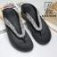 รองเท้าแตะเพื่อสุขภาพ แบบคีบ พื้น Soft Comfort (สีเงิน ) thumbnail 2