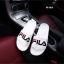รองเท้าแตะสีขาว FILA HERITAGE DRIFTER POOL SLIDES (สีขาว ) thumbnail 4