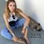 รองเท้าแตะผู้หญิง ALEXANDER WANG AMELIA FLAT (สีน้ำตาล ) thumbnail 3