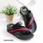 รองเท้าแตะเพื่อสุขภาพ สไตล์ลำลอง หูหนีบ เสริมพื้น (สีน้ำตาล ) thumbnail 4