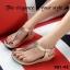 รองเท้าลำลองรัดส้น แบบคีบ (สีทอง ) thumbnail 4
