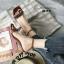 รองเท้าส้นสูงสีน้ำตาล รัดข้อ สไตล์แบรนด์ GIVENCHY (สีน้ำตาล ) thumbnail 3