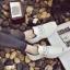 รองเท้าผ้าใบแฟชั่นสีขาว แต่งเพชร สไตล์เกาหลี (สีขาว ) thumbnail 6