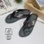 รองเท้าพื้นสุขภาพสีเทา ทรงแบบหน้าคี สไตล์แบรนด์ดัง (สีเทา )
