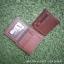 กระเป๋าตังค์หนังแท้ของผู้ชาย รุ่น Remy สีแทนธรรมชาติ หนังลูกวัวแสนนุ่ม ของแท้มีกล่อง thumbnail 4