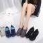 รองเท้าผ้าใบผู้หญิง เพื่อสุขภาพ แบบสวม น้ำหนักเบา STYLE SKECHER (สีดำ ) thumbnail 7