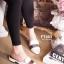 รองเท้าส้นเตี้ยหัวแหลมสีขาว สไตล์แบรนด์ Gucci (สีขาว ) thumbnail 1