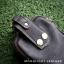กระเป๋าใส่โทรศัพท์ ร้อยเข็มขัด หนังแท้ รุ่น Belta II สีน้ำตาลเข้ม thumbnail 3
