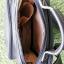 กระเป๋าสะพายรุ่น Percy สีแทน (No.083) thumbnail 4