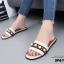 รองเท้าแตะลำลองสีครีม สไตล์แบรนด์ GUCCI (สีครีม ) thumbnail 5