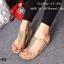 รองเท้าลำลองรัดส้น แบบคีบ (สีทอง ) thumbnail 6