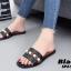 รองเท้าแตะลำลองสีดำ สไตล์แบรนด์ GUCCI (สีดำ ) thumbnail 5
