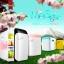 ตู้เย็นเล็ก ขนาด 10L (เหลือง) thumbnail 2