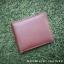กระเป๋าตังค์หนังแท้ของผู้ชาย รุ่น Remy สีแทนธรรมชาติ หนังลูกวัวแสนนุ่ม ของแท้มีกล่อง thumbnail 1