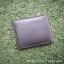 กระเป๋าสตางค์หนังแท้ สำหรับผู้ชาย หนังวัว รุ่น Bellami เบาบางแต่นุ่มเหนียว ของแท้ พร้อมกล่อง thumbnail 7