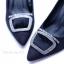 รองเท้าคัทชูส้นสูง หัวแหลม (สีดำ ) thumbnail 7