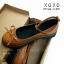 รองเท้าคัทชูสีกากี ทรง Dr. Matens (สีกากี ) thumbnail 4