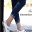 รองเท้าคัทชู สไตล์สุภาพ หนังนิ่ม (สีขาว )