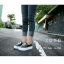 รองเท้าผ้าใบแฟชั่นสีดำ Roger vivier ส้นมัฟฟิน (สีดำ ) thumbnail 2