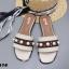 รองเท้าแตะลำลองสีครีม สไตล์แบรนด์ GUCCI (สีครีม ) thumbnail 1