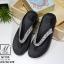 รองเท้าแตะเพื่อสุขภาพ แบบคีบ พื้น Soft Comfort (สีเงิน ) thumbnail 1