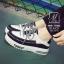 รองเท้าผ้าใบแฟชั่นสีดำ korea style ดีไซน์เก๋ส์ (สีดำ ) thumbnail 3