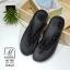 รองเท้าแตะเพื่อสุขภาพสีดำ แบบคีบ พื้น Soft Comfort (สีดำ ) thumbnail 3