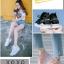 รองเท้าผ้าใบเสริมส้นสีขาว ด้านข้างมี upper ดึงกระชับ (สีขาว ) thumbnail 4
