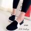 รองเท้าผ้าใบ ลำลอง แบบสวม สไตล์FredPerry (สีดำ ) thumbnail 1