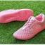 รองเท้าผ้าใบเสริมส้นสีชมพู ผ้าตาข่าย น้ำหนักเบา (สีชมพู ) thumbnail 5