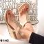 รองเท้าลำลองรัดส้น แบบคีบ (สีทอง ) thumbnail 2