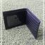 กระเป๋าสตางค์ชาย รุ่น PICS สีดำ thumbnail 4