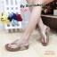รองเท้าแตะเพื่อสุขุภาพสีทอง หูหนีบ style fitflop (สีทอง ) thumbnail 1