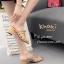 รองเท้าส้นตันสีแทน แบบสวม ดีไซน์งานเส้น (สีแทน ) thumbnail 4