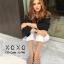 รองเท้าแตะผู้หญิง ALEXANDER WANG AMELIA FLAT (สีน้ำตาล ) thumbnail 5