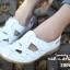 รองเท้าคัทชู สไตล์สุภาพ หนังนิ่ม (สีขาว ) thumbnail 4