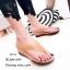 รองเท้าแตะผู้หญิงสีน้ำตาล แบบคีบ สไตล์ลำลอง (สีน้ำตาล ) thumbnail 1