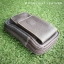 กระเป๋าใส่โทรศัพท์ ร้อยเข็มขัด หนังแท้ รุ่น Belta I สีน้ำตาลเข้ม thumbnail 3