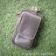 กระเป๋าใส่โทรศัพท์ ร้อยเข็มขัด หนังแท้ รุ่น Belta II สีน้ำตาลเข้ม thumbnail 1