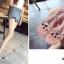 รองเท้าแตะแฟชั่นสีชมพู สายคาดพลาสติกใส ไม่บาดเท้า (สีชมพู ) thumbnail 2