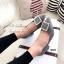 รองเท้าคัทชู ส้นสูง หัวแหลม ทรงสุภาพ (สีเทา ) thumbnail 2