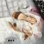 รองเท้าส้นสูงสีน้ำตาล รัดข้อ สไตล์แบรนด์ GIVENCHY (สีน้ำตาล ) thumbnail 2